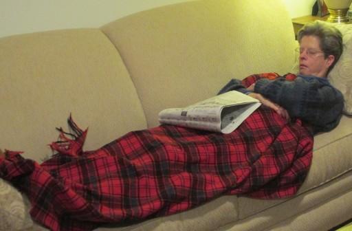 Laura sleeping cropped