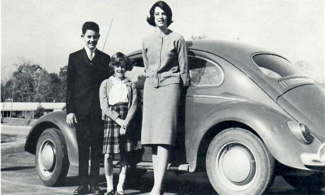 Kennedy Klaxon VW19640003